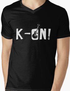 K-ON! Mens V-Neck T-Shirt