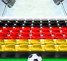 Germany Flag by koratmember