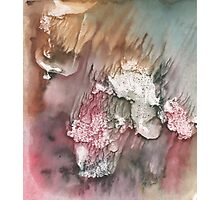 watercolor  Photographic Print