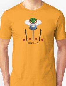 Jeeg Unisex T-Shirt
