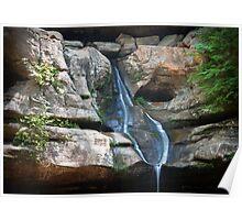 Cedar Falls, Hocking Hills State Park Poster