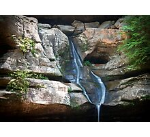 Cedar Falls, Hocking Hills State Park Photographic Print