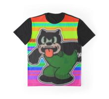 Creech Cat Graphic T-Shirt