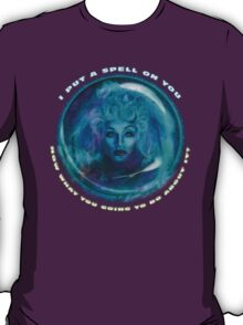 Madam T-shirt, Haunted Mansion Series by Topher Adam The Dark Noveler T-Shirt