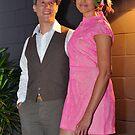 Our daughter and groom at their wedding. Brisbane, Queensland, Australia. (2)  by Ralph de Zilva