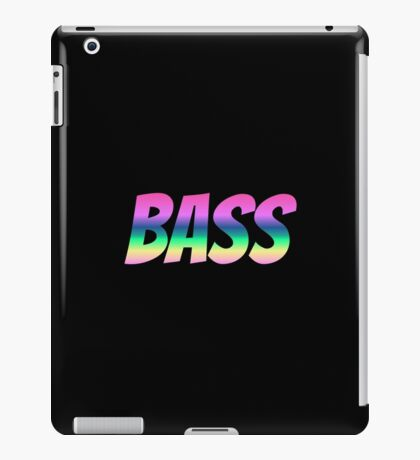 Bass (Women) iPad Case/Skin