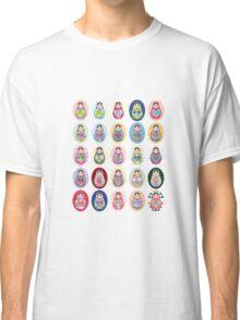 cute doll matryoshka Classic T-Shirt