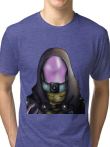 Tali Mass Effect  Tri-blend T-Shirt
