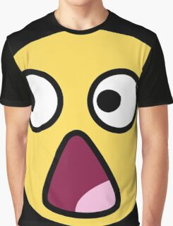 Funny Trollface Graphic T-Shirt