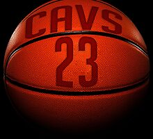 cavs 23 basketball by Mr305
