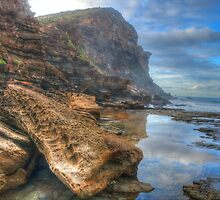 This Is Australia .. Garie Beach by Michael Matthews