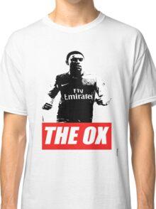 """The Ox"", Alex Oxlade-Chamberlain Classic T-Shirt"