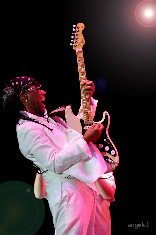 Nile Rodgers by angelc1