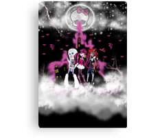 Monster High  Canvas Print