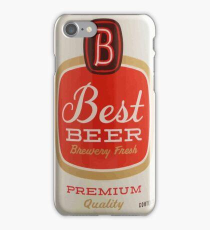 Best beer iPhone Case/Skin