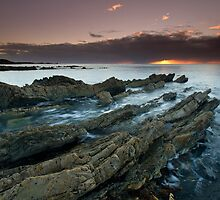 """Shale Shelves"" ∞ Rocky Cape N.P, Tasmania - Australia by Jason Asher"