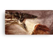 Dragon Breath Canvas Print