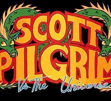 Scott Pilgrim vs. The Universe by Connor Keane