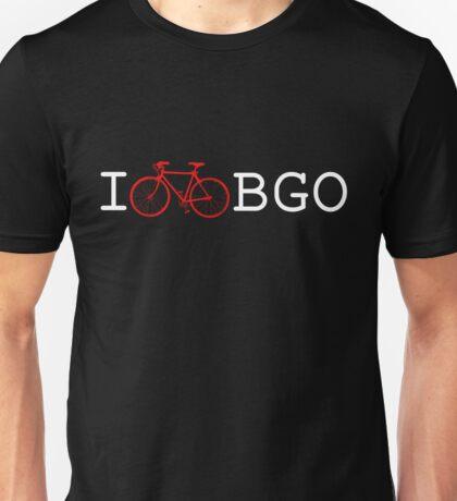 I BIKE BENDIGO Unisex T-Shirt