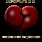 He Beat Them with Heart, Not Muscle - Rocky by joshjen10