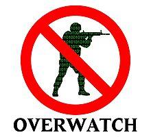 Overwatch Logo Photographic Print
