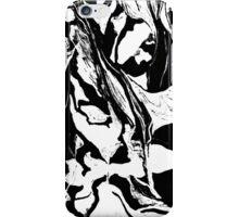 Bird of Paradise Black  White iPhone Case/Skin