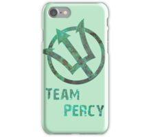 Team Percy iPhone Case/Skin