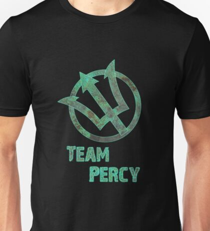 Team Percy Unisex T-Shirt