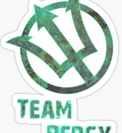 Team Percy Sticker