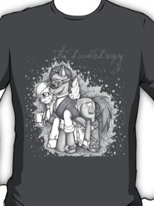 SteamPony The Doctor-Derpy T-Shirt