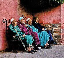 4 Wise Men by Ali Brown