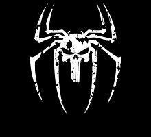 Vigilantula - iPhone Symbiote by Malc Foy