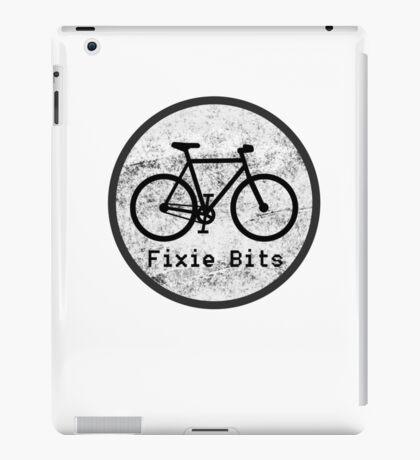 Fixie Bits V1 iPad Case/Skin
