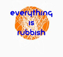 Everything is Rubbish -sport Men's Baseball ¾ T-Shirt