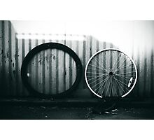 The Wheels Photographic Print