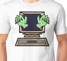 Hands of the Screen Unisex T-Shirt
