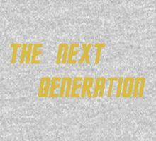 Baby - The next generation Kids Tee