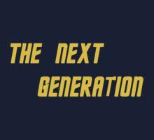 Baby - The next generation Kids Tee