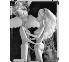 Girls meet girls meet girls. iPad Case/Skin