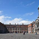 The Ireland Series-Dublin Castle Square by Brandi  Reynolds