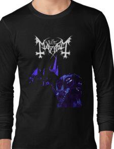 Buttress O'Kneel - The Electric Mayhem... Long Sleeve T-Shirt