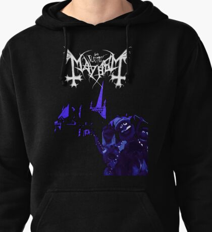 Buttress O'Kneel - The Electric Mayhem... Pullover Hoodie