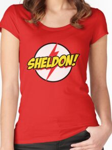 Sheldon Women's Fitted Scoop T-Shirt