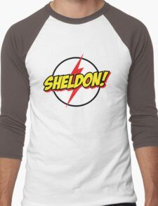 Sheldon Men's Baseball ¾ T-Shirt