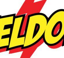 Sheldon Sticker