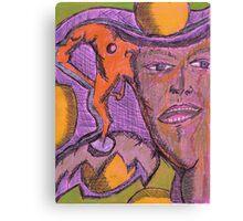 head rush Canvas Print