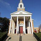 Methodist church by henuly1
