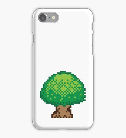 Pixel Tree iPhone Case/Skin