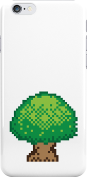 Pixel Tree by mpaev