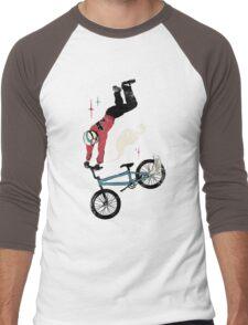 Handle Banshee Men's Baseball ¾ T-Shirt